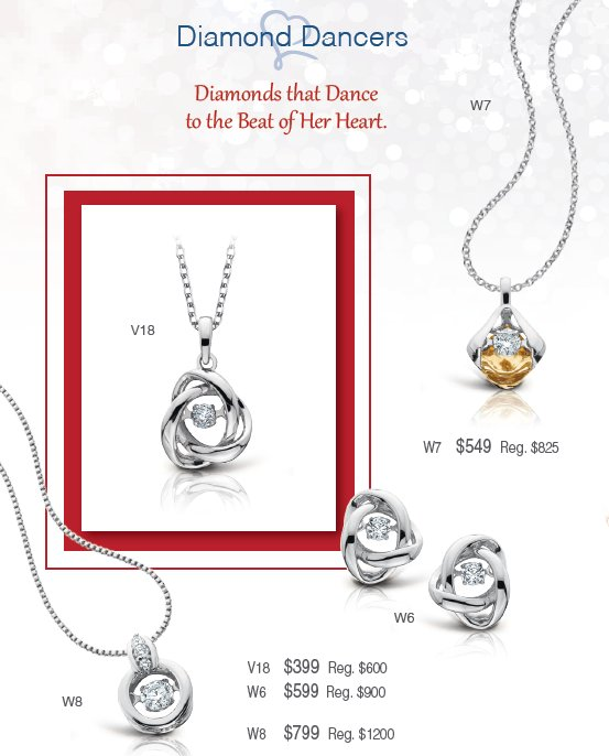 Diamond Dance Jewelry