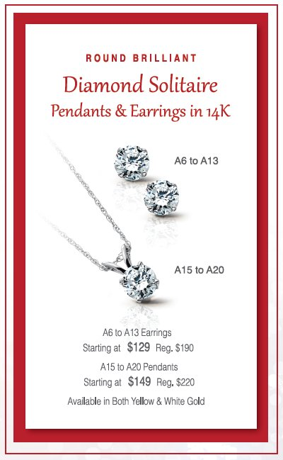 Solitaire Diamond Jewlery